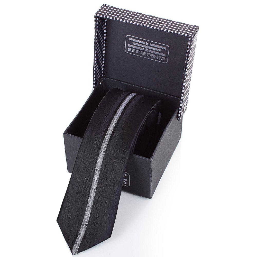 Мужской шелковый галстук ETERNO (ЭТЕРНО) EG650 Eterno