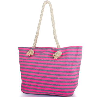 Женская пляжная тканевая сумка ETERNO (ЭТЕРНО) DCT-204-01 Eterno