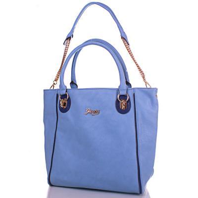 Женская сумка из качественного кожезаменителя GUSSACI (ГУССАЧИ) TUGUSB13-0095-5 GUSSACI