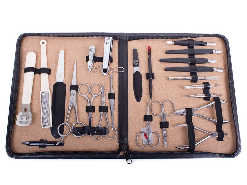 Набор маникюрный с ножницами для стрижки KELLERMANN (КЕЛЛЕРМАН) DOP9410 Kellermann