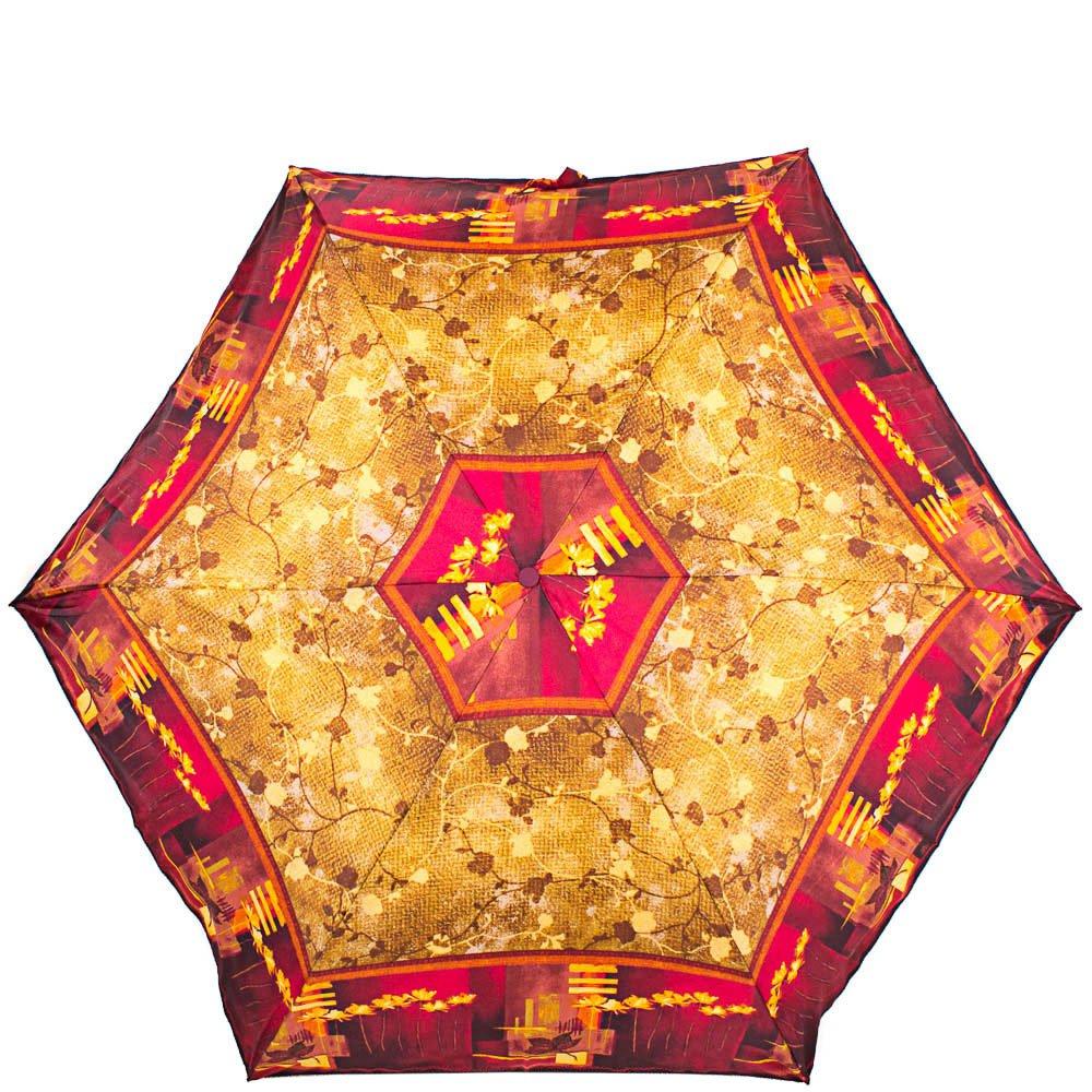 Зонт женский облегченный компактный механический ZEST (ЗЕСТ) Z53568-4 Zest