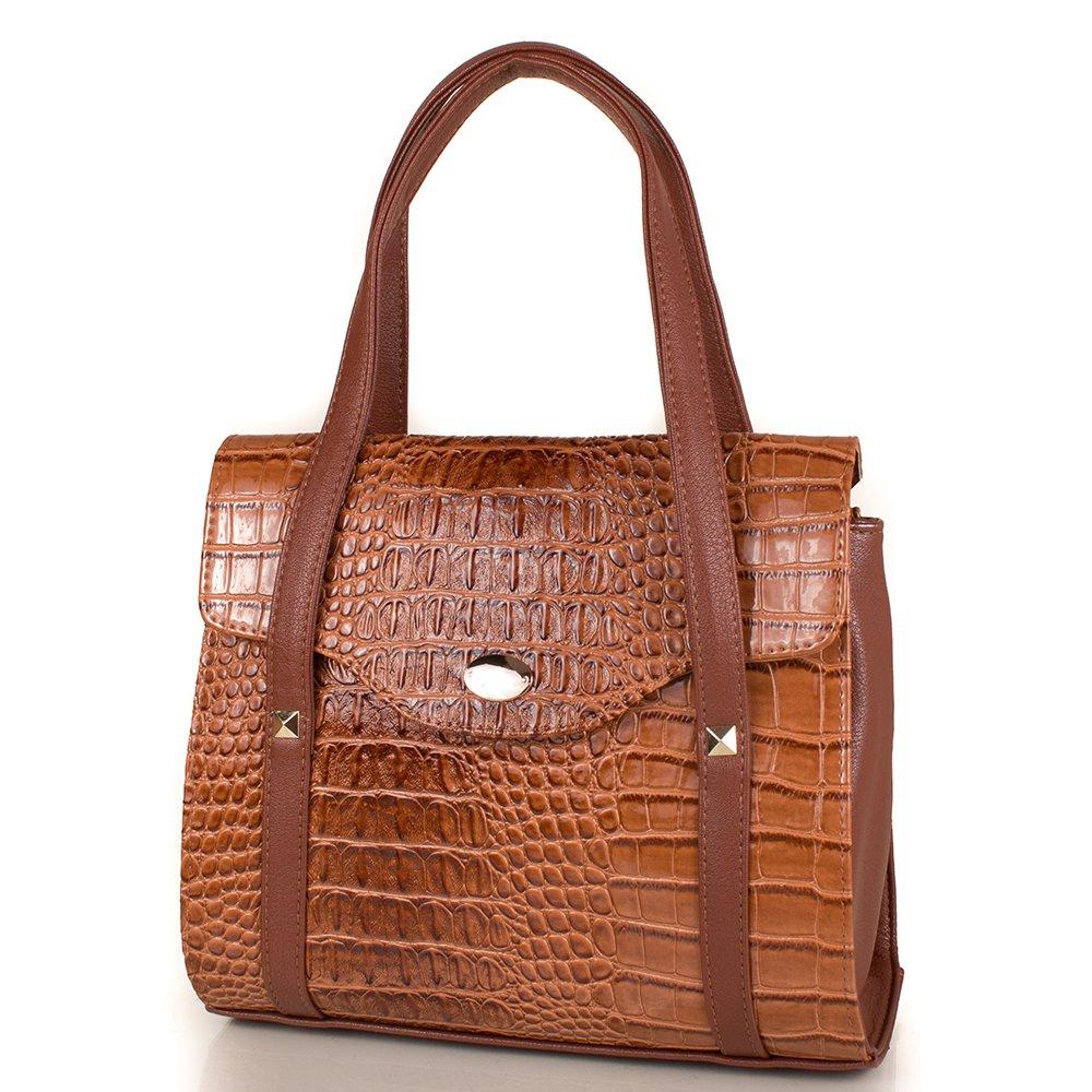Женская сумка из качественного кожезаменителя МІС MS32865-10 51345