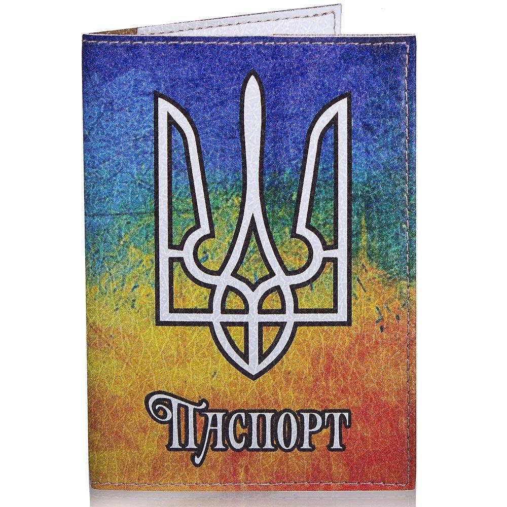 Обложка для паспорта унисекс PASSPORTY (ПАСПОРТУ) KRIV133 Passporty