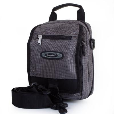 Мужская спортивная сумка ONEPOLAR (ВАНПОЛАР) W5077-grey Onepolar