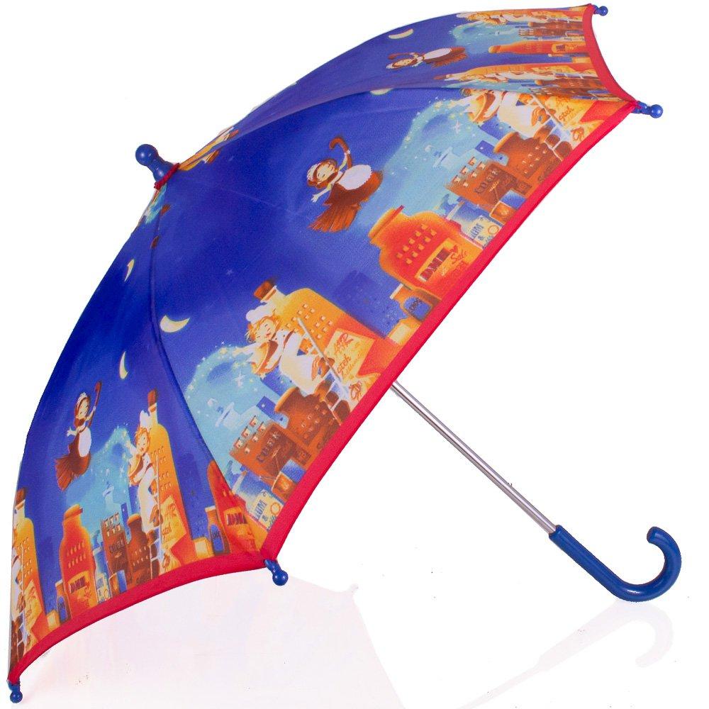 Зонт-трость детский механический AIRTON (АЭРТОН) Z1551-10 Zest