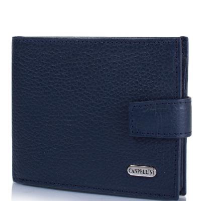 Мужской кожаный кошелек CANPELLINI (КАНПЕЛЛИНИ) SHI1045-241 Canpellini