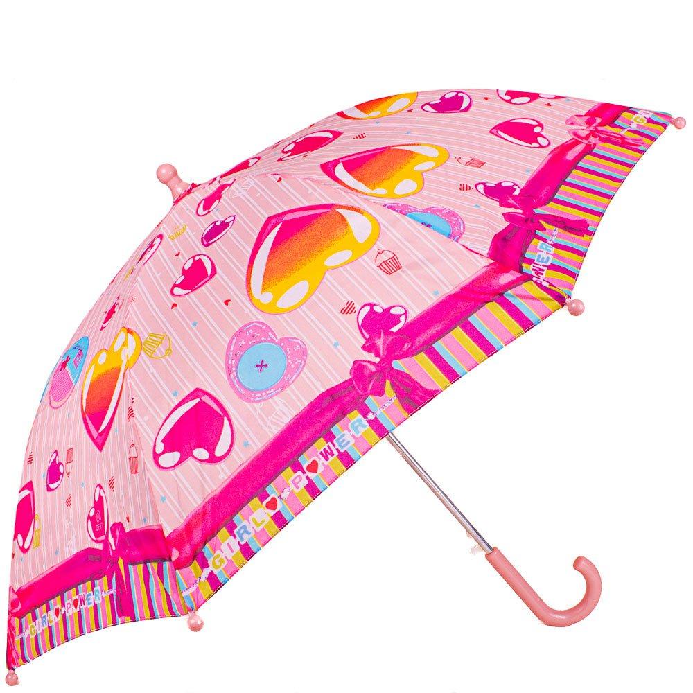 Зонт-трость облегченный детский полуавтомат AIRTON (АЭРТОН) Z1651-4 Airton