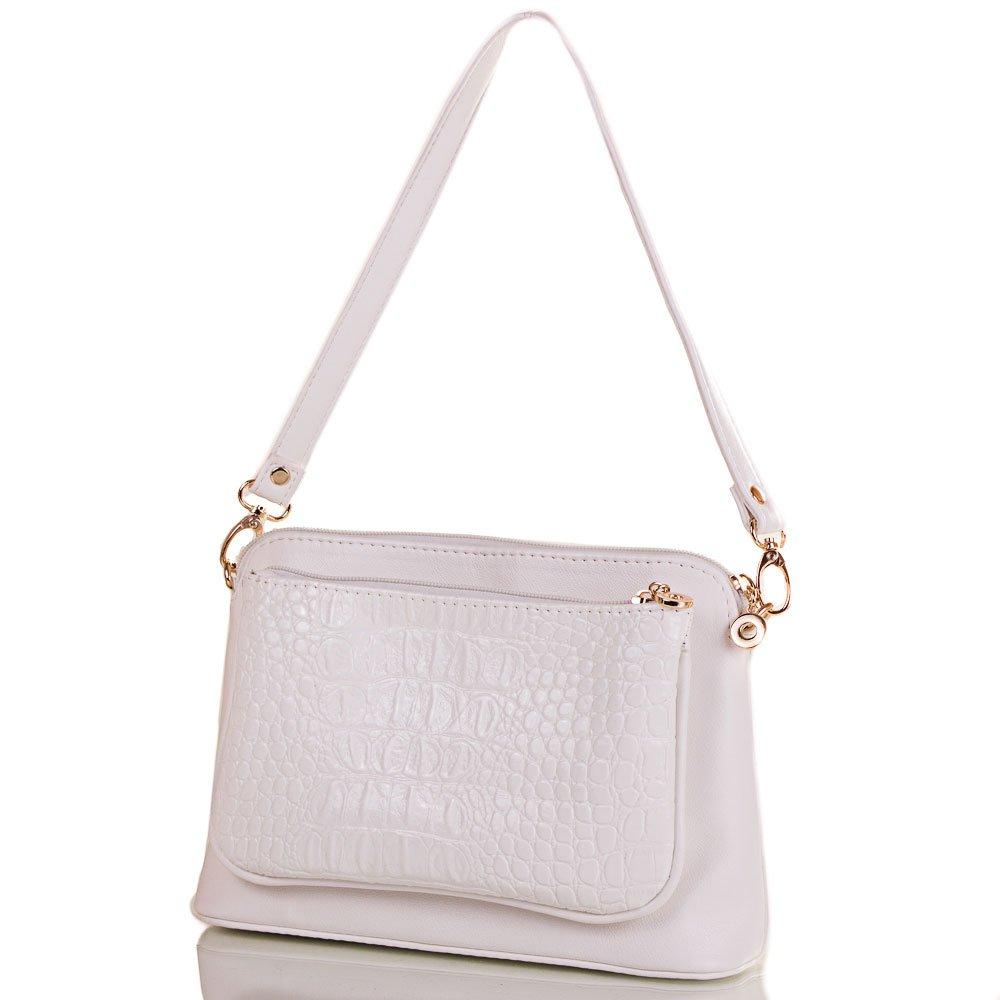 Женская сумка из качественного кожезаменителя МІС MS35158 48247