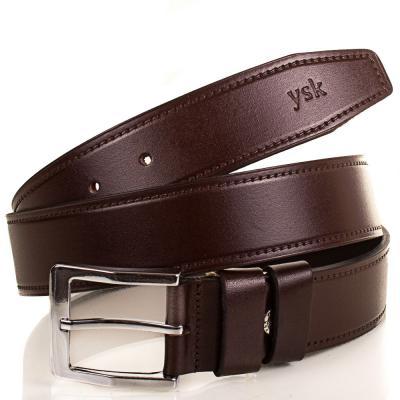 Ремень мужской кожаный Y.S.K. (УАЙ ЭС КЕЙ) SHI2028-10 Y.S.K