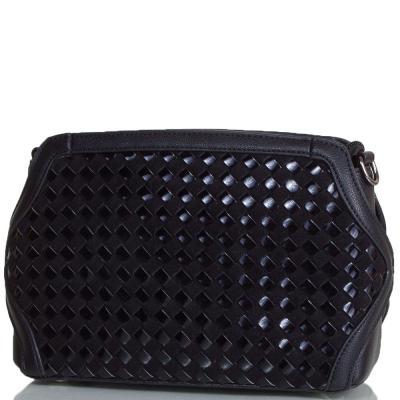 Женская сумка из качественного кожезаменителя ANNA&LI (АННА И ЛИ) TU1229-2-black ANNA&LI