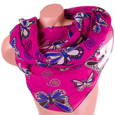 Женский шифоновый шарф 172 на 73 см SOFTEL (СОФТЕЛ) SAT17805 Softel