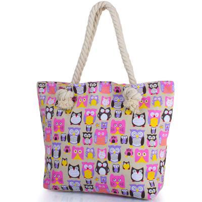 Женская пляжная тканевая сумка ETERNO (ЭТЕРНО) DCA-206-01 Eterno