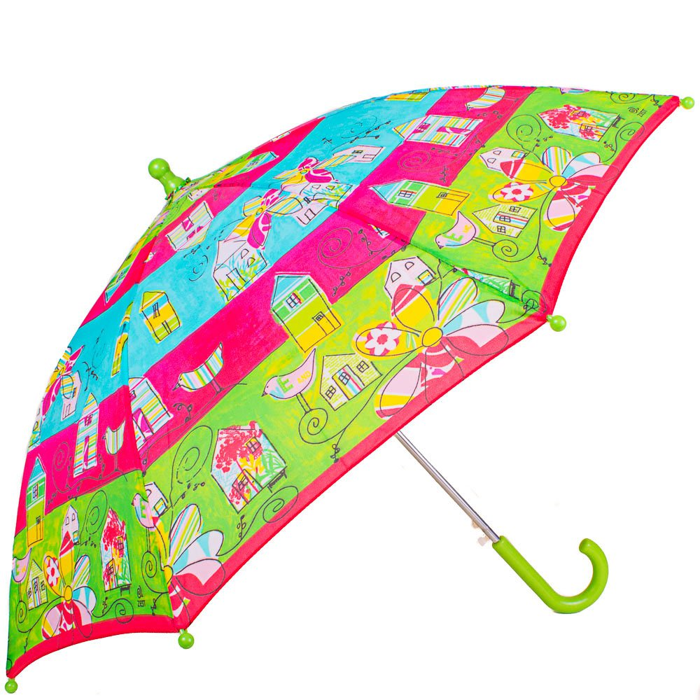 Зонт-трость облегченный детский полуавтомат AIRTON (АЭРТОН) Z1651-2 Airton