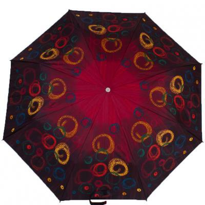 Зонт женский полуавтомат ZEST (ЗЕСТ) Z23629-18 Zest