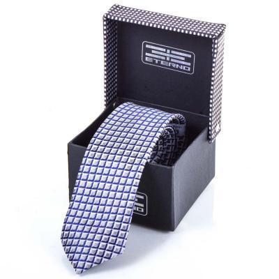 Мужской шелковый галстук ETERNO (ЭТЕРНО) ETEG678 Eterno