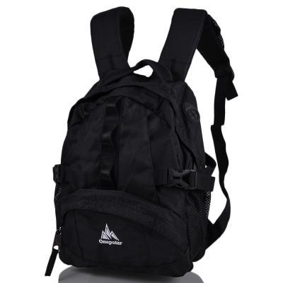 Детский рюкзак ONEPOLAR (ВАНПОЛАР) W1013-black Onepolar