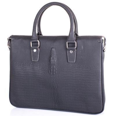 2bf1db22fb74 Мужской кожаный портфель с отделением для ноутбука TOFIONNO (ТОФИОННО) TU8
