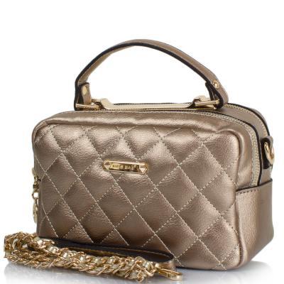 Женская мини-сумка из качественного кожезаменителя ETERNO (ЭТЕРНО) ETK686-12-1 Eterno