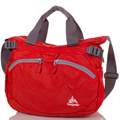 Женская спортивная сумка через плечо ONEPOLAR (ВАНПОЛАР) W5220-orange Onepolar