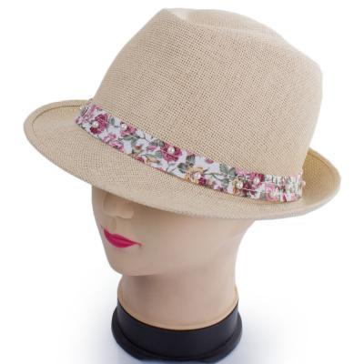 Шляпа женская соломенная KENT & AVER (КЕНТ ЭНД АВЕР) KEN070482-90 Kent & Aver