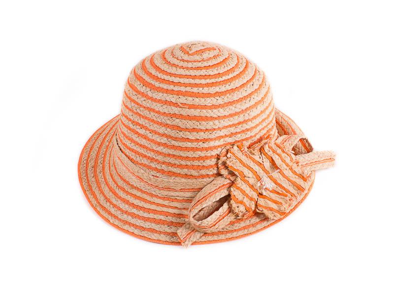Шляпа женская ETERNO (ЭТЕРНО) EH-64-orange Eterno