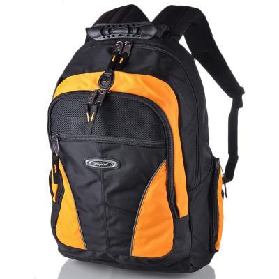 Мужской рюкзак с отделением для ноутбука ONEPOLAR (ВАНПОЛАР) W1077-yellow Onepolar