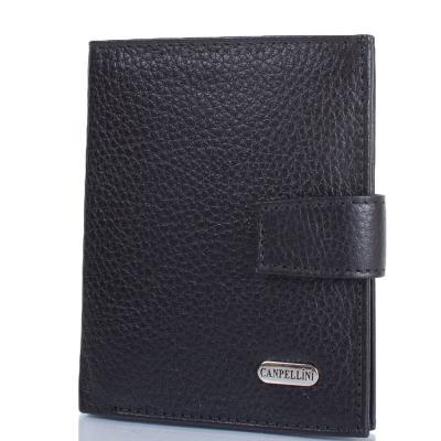 Мужской кожаный кошелек CANPELLINI (КАНПЕЛЛИНИ) SHI1102-7 Canpellini