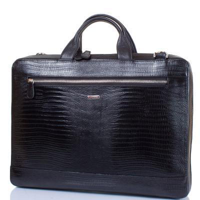 """Мужская кожаная сумка с отделением для ноутбука с диагональю экрана до 12,6"""" DESISAN (ДЕСИСАН) SHI1347-143 Desisan"""