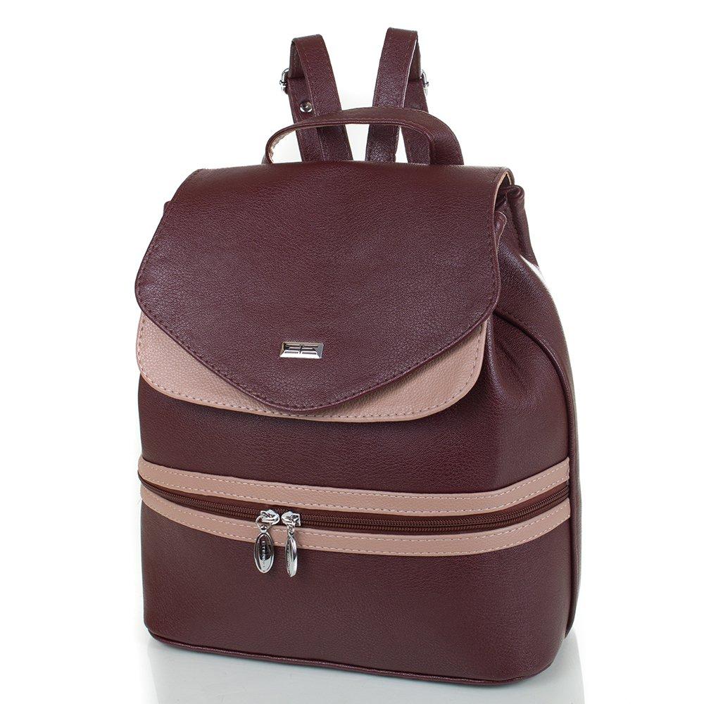 Рюкзак женский из качественного кожезаменителя ETERNO (ЭТЕРНО) ETMS35219-17