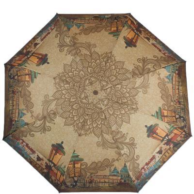 Зонт женский компактный полуавтомат ZEST (ЗЕСТ) Z24665-4062 Zest