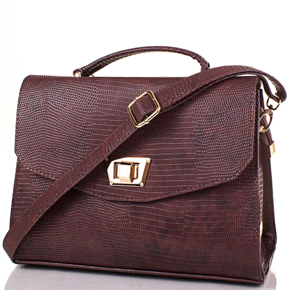 Женская сумка из качественного кожезаменителя ETERNO (ЭТЕРНО) ETMS35236-10 Eterno