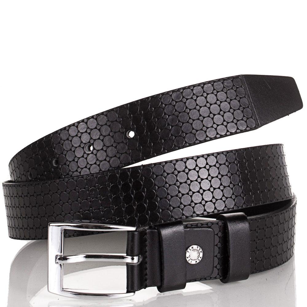 Ремень мужской кожаный Y.S.K. (УАЙ ЭС КЕЙ) SHI3048-2 Y.S.K
