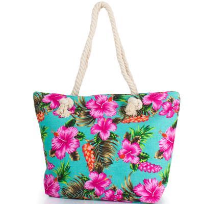 Женская пляжная тканевая сумка ETERNO (ЭТЕРНО) DCT-304-1-07 Eterno
