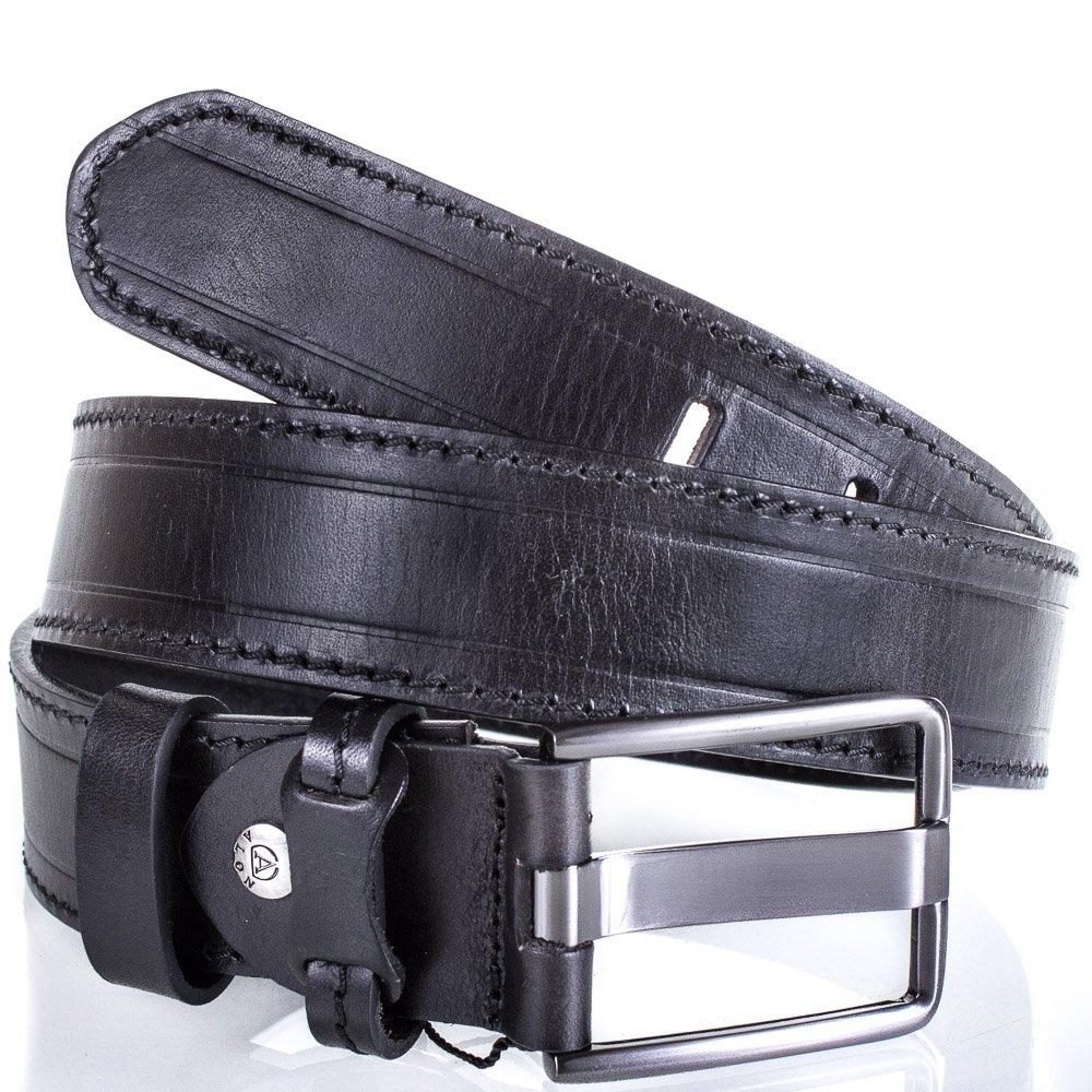 Мужской кожаный ремень ALON (ЭЛОН) MS16646 45429