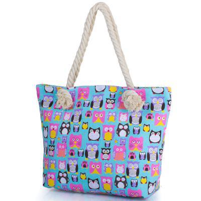 Женская пляжная тканевая сумка ETERNO (ЭТЕРНО) DCA-206-03 Eterno