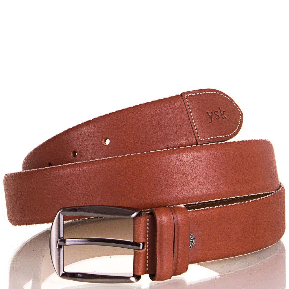 Ремень мужской кожаный Y.S.K. (УАЙ ЭС КЕЙ) SHI4030-10R Y.S.K