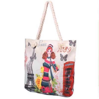 290528bd2e23 Женская пляжная тканевая сумка ETERNO (ЭТЕРНО) DET1808-1 купить в ...