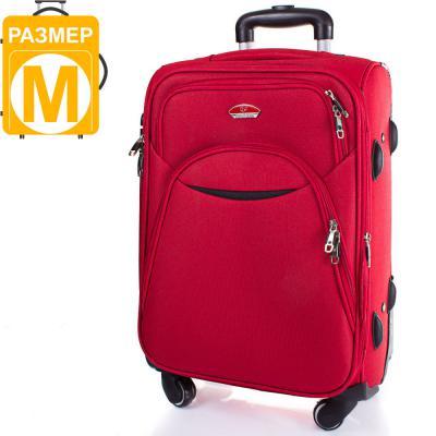 Чемодан средний на 4-х колесах SUITCASE (СЬЮТКЕЙС) АPT002M-1 Suitcase