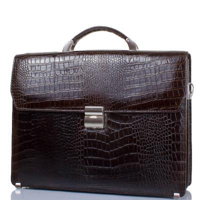Кожаный мужской портфель KARLET(КАРЛЕТ) SHI5624-19 Karlet