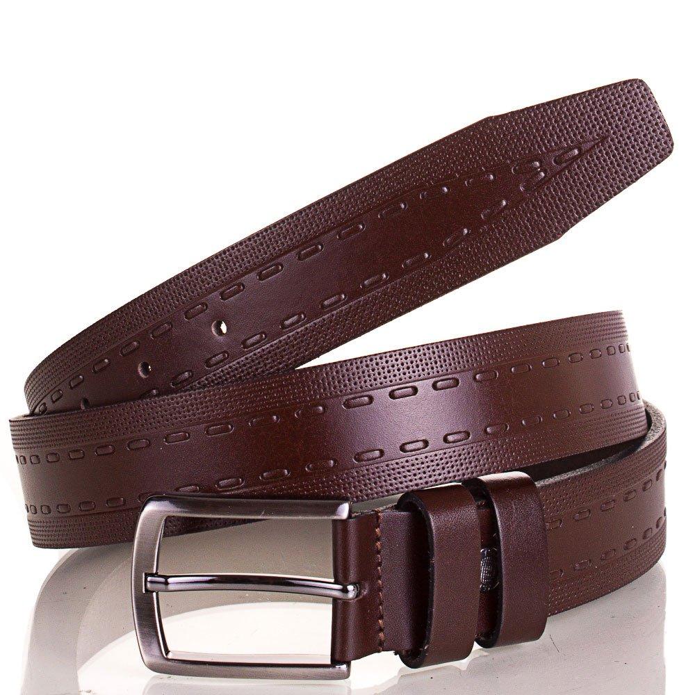 Ремень мужской кожаный Y.S.K. (УАЙ ЭС КЕЙ) SHI3044-10 Y.S.K