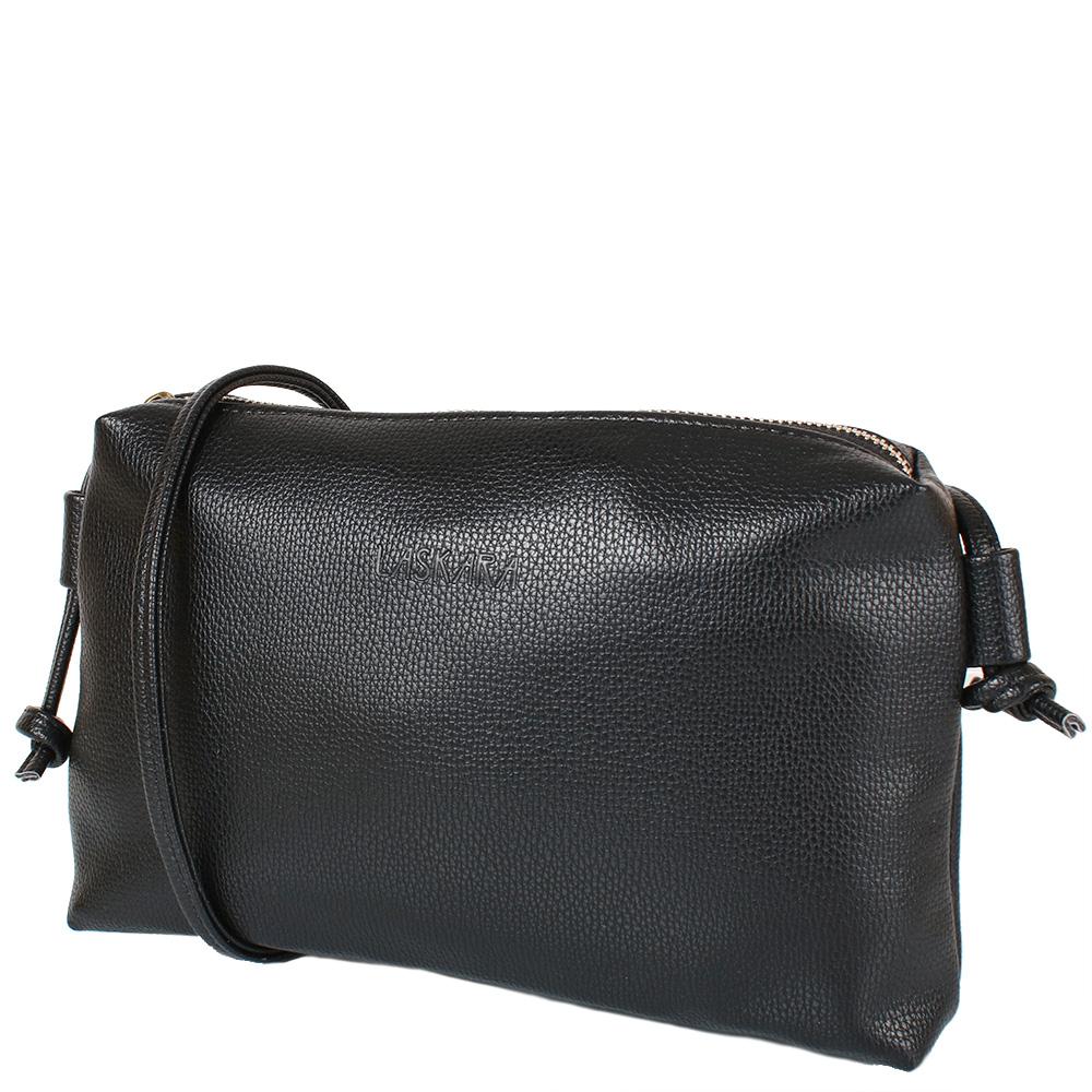 159c9905a41c Женская сумка из качественного кожезаменителя LASKARA (ЛАСКАРА ...