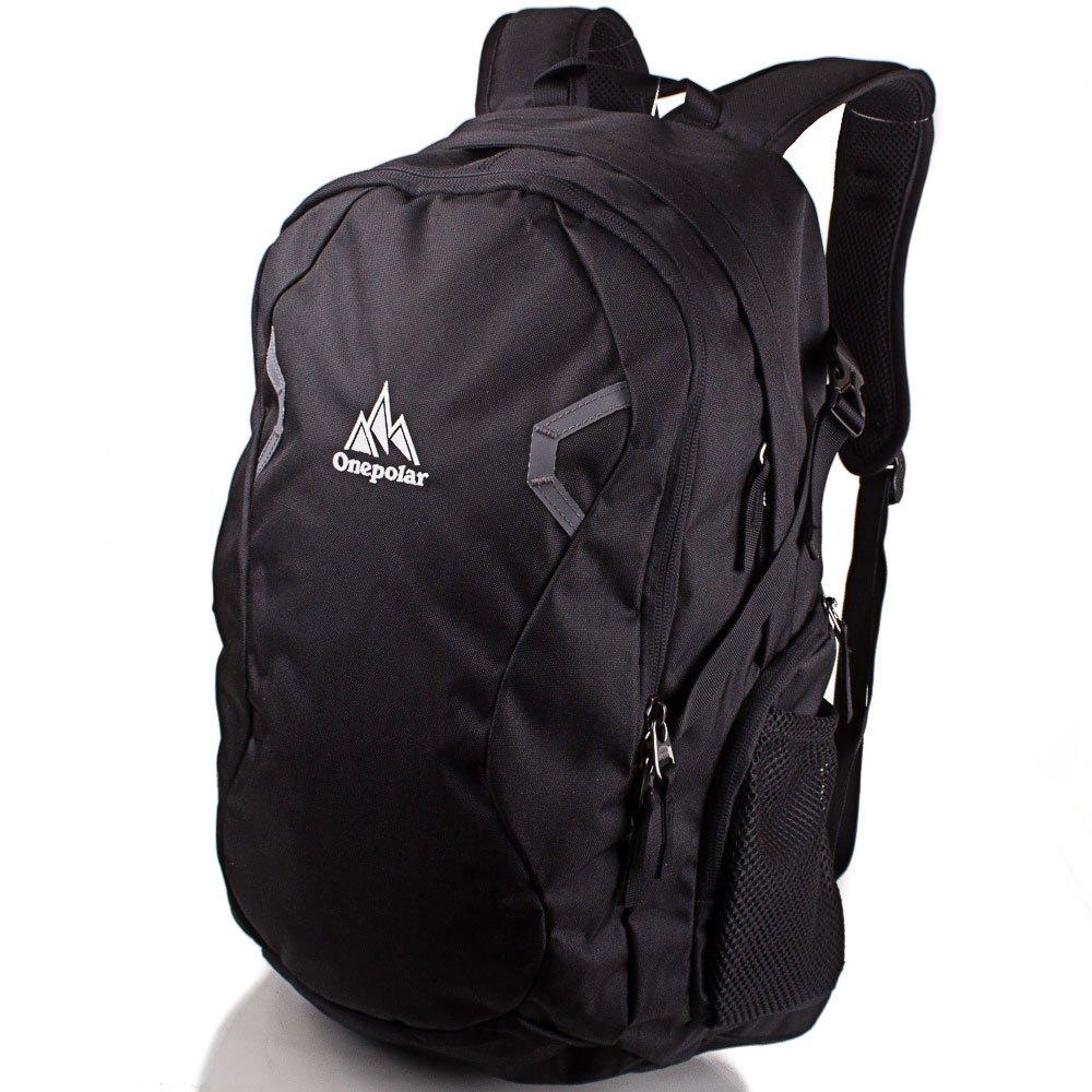 Мужской рюкзак ONEPOLAR (ВАНПОЛАР) W1731-black Onepolar