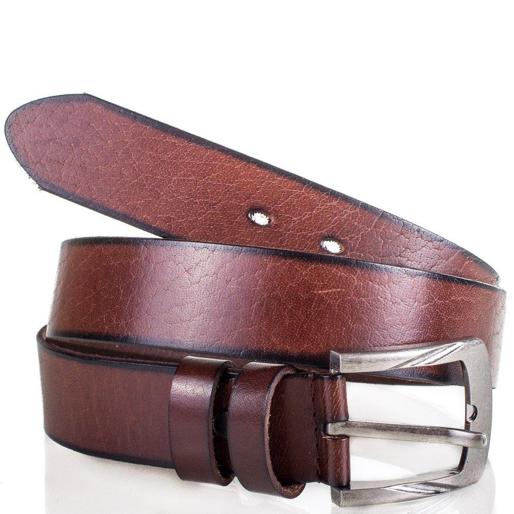 Мужской кожаный ремень ALON (ЭЛОН) MS16638 45426