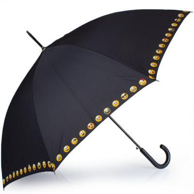 Зонт-трость женский полуавтомат HAPPY RAIN (ХЕППИ РЭЙН) U41086-3 Happy Rain
