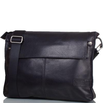 Кожаная мужская сумка-почтальонка ETERNO (ЭТЭРНО) ERM504B Eterno