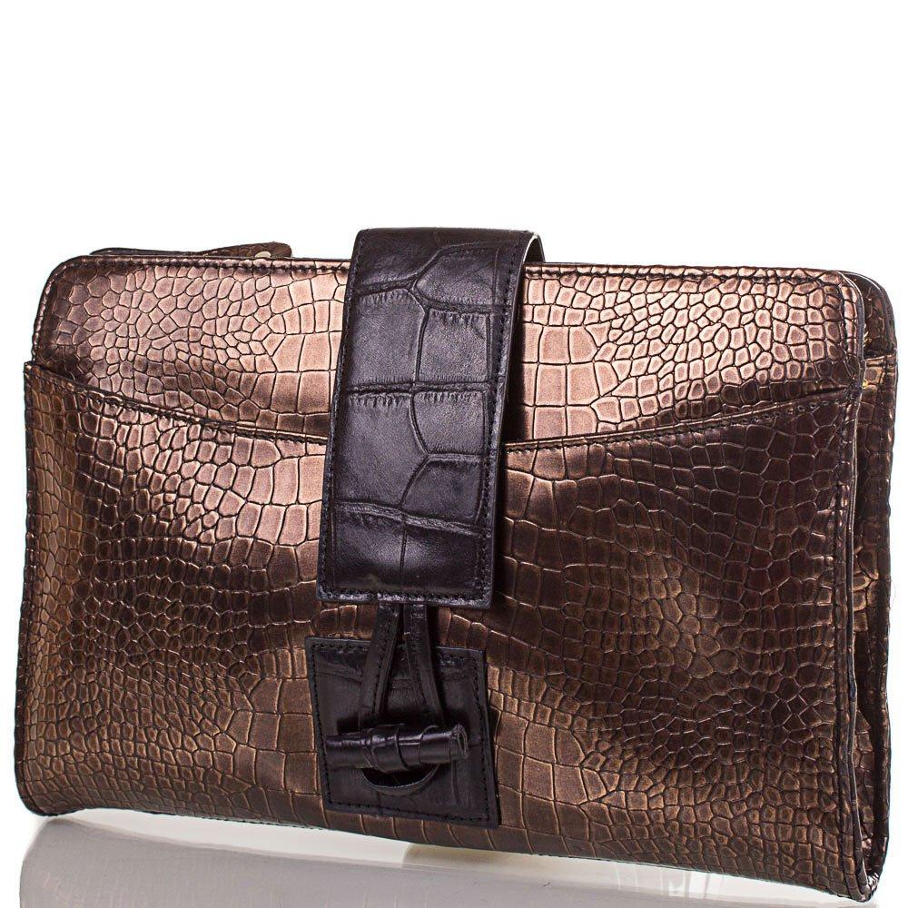Женский кожаный клатч ETERNO (ЭТЕРНО) ET15067-1 Eterno