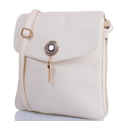 Женская сумка-почтальонка из качественного кожезаменителя ETERNO (ЭТЕРНО) ETK0138-12 Eterno