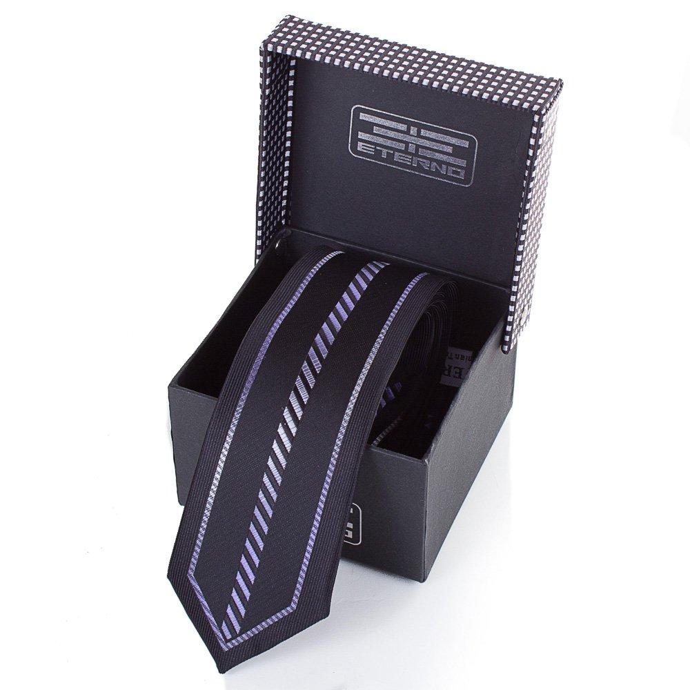 Мужской шелковый галстук ETERNO (ЭТЕРНО) EG644 Eterno