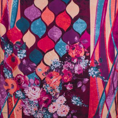 Женский платок 90 на 90 SUNWAY (САНВЕЙ) SAT21129 Sunway