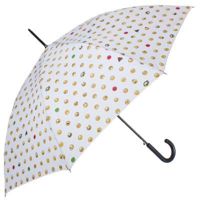 Зонт-трость женский полуавтомат HAPPY RAIN (ХЕППИ РЭЙН) U41086-2 Happy Rain
